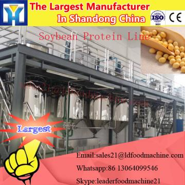 Certificate crude soybean oil refinery equipment