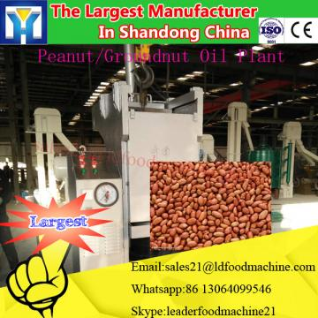 Crude coconut oil refining process machinery