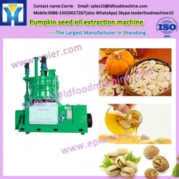 New design peanut oil production
