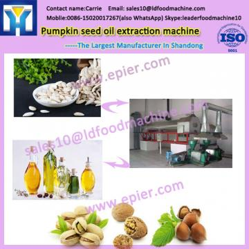 Advanced seed oil prepressing plant