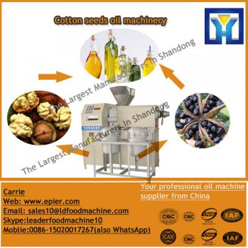 Automatic beans peeling and powder making machine
