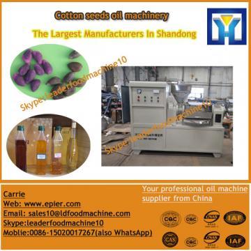 Using popular high capacity single screw oil pressing machine