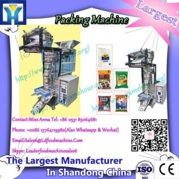 Multilayer continuous microwave drying machine for star anise