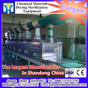 China supplier tunnel type conveyor belt chemical industrial LD machine