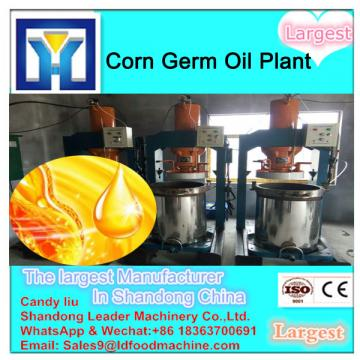 LD 20-100T/D crude palm oil Continuous Oil Refinery machine