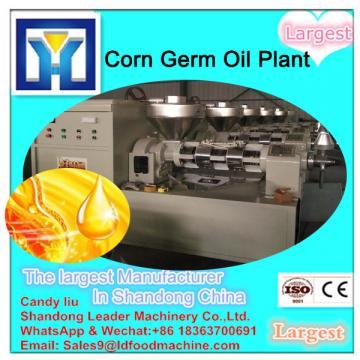 crude vegetable oil peanut oil 20T/D edible oil refining processes