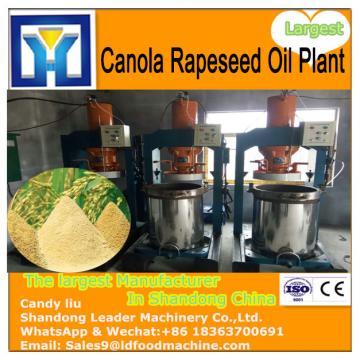 soya oil machine