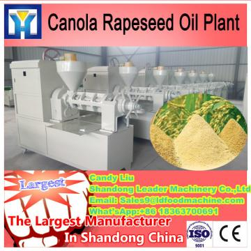 Rice bran oil processing plant with low residual oil