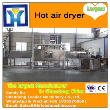 Hot air fruits tray dryer