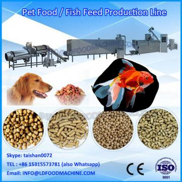 CE certified L Capacity pet food machinery