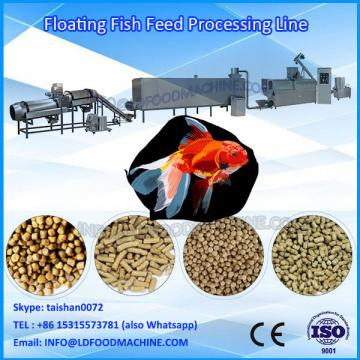 Floating Fish Feed Plant/Pet Food Processing Plant Equipment