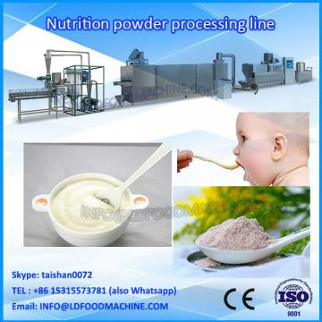 Automatic high output top sale baby food plant
