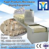 China supplier microwave tea leaf dryer and sterilization machine