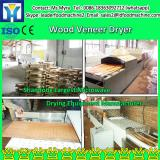 timber veneer drying chamber for high frequency vacuum