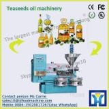 Continuous and automatic peanut oil press plant with ISO9001 in 2014