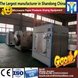 China supplier microwave dryer and sterilizer machine for herbs