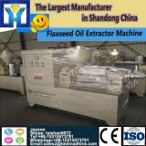 industrial microwave chestnuts nut roaster equipment with CE certificate