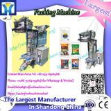 High efficiency tunnel belt microwave machine dryer