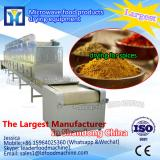 Factory direct sales Sashimi wai shrimp farming continuous microwave drying machine