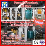 High animal fat efficiency of palm oil mill screw press machine