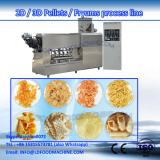 Automatic Extruded Snacks Pellet Processing machinery