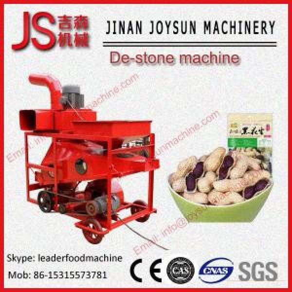 Big Automatic Peanut Sheller With Destone Machine 3500 kg / h #1 image
