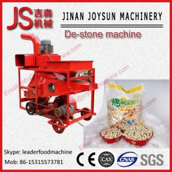 Peanut Gravity De-Stone Machine / Peanut Cleaning Machine / Sorter #1 image