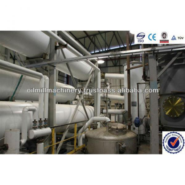 First grade palm oil production refinery plant #5 image