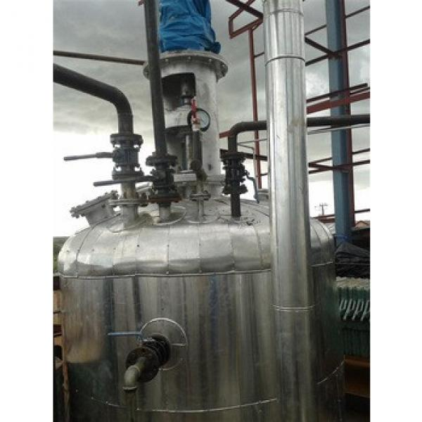 Hot selling crude oil refining machine /edible oil refining plant #5 image
