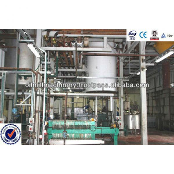 Professional factory for soybean oil refining machine #5 image