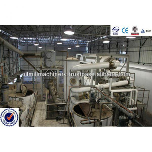Soybean oil refinery machine with CE ISO 9001 certificates #5 image