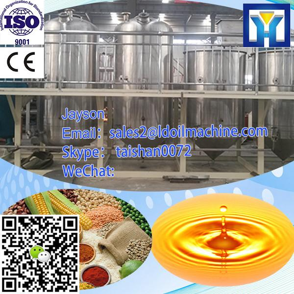 Professional fish Service Turnkey Edible Crude Palm Oil Refinery Plant #2 image