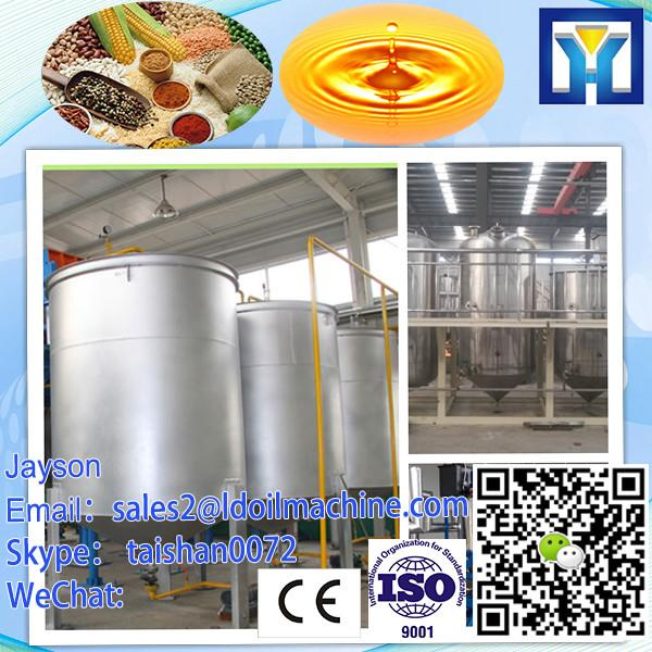 High rabbit Quality Turnkey Soybean Oil Refining Machine #3 image