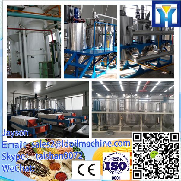 Professional fish Service Turnkey Edible Crude Palm Oil Refinery Plant #3 image