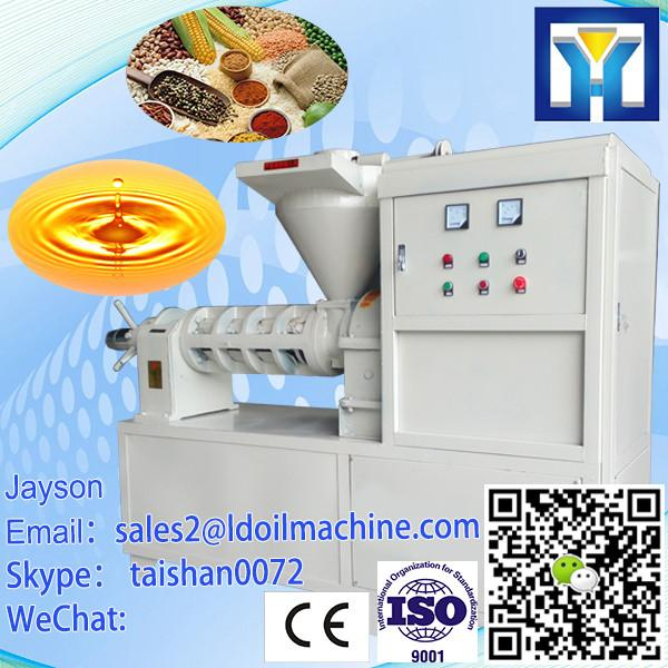 High rabbit Quality Turnkey Soybean Oil Refining Machine #2 image