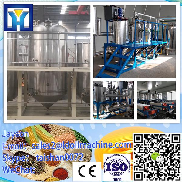 Oversea seal Service CE Turnkey Rice Bran Oil Making Machine Price #1 image