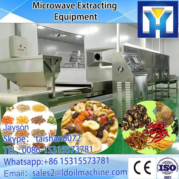 stainless steel pecan/penut/chestnut belt type baking/roasting machine #3 image