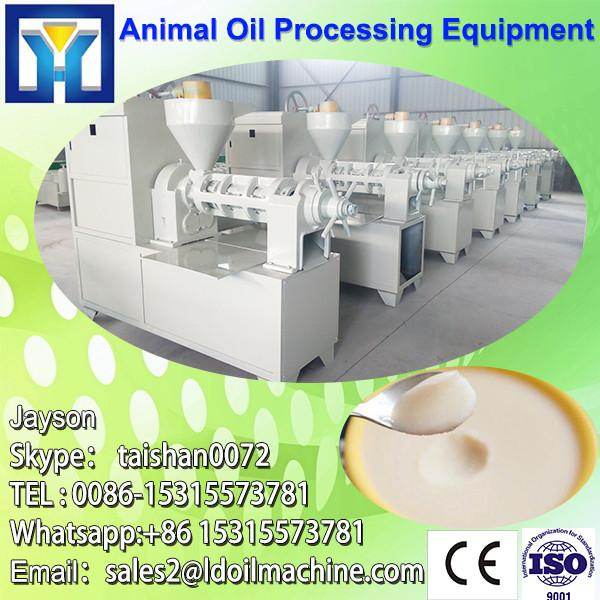 Home sunflower oil press machine for mini oil plant #1 image
