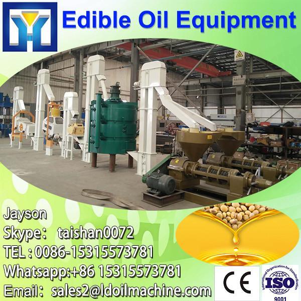 1-10TPH palm fruit bunch oil process plant #3 image
