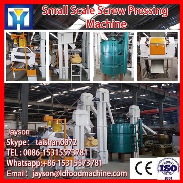 Spring discount!! Peanut/palm/soybean/sunflower oil refining machine #1 image