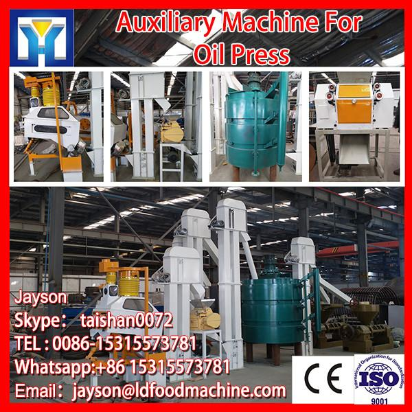 CE mark small rice bran oil extracting machine #1 image