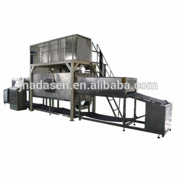 China supplier tunnel type microwave thawing machine for mutton #3 image