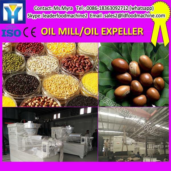 Flaxseed Oil Expeller Machine #1 image