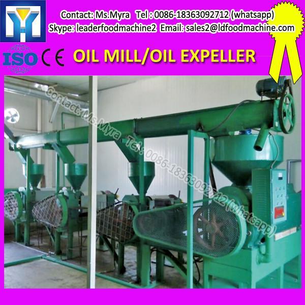 Jatropha Seeds Oil Expeller Machine #1 image