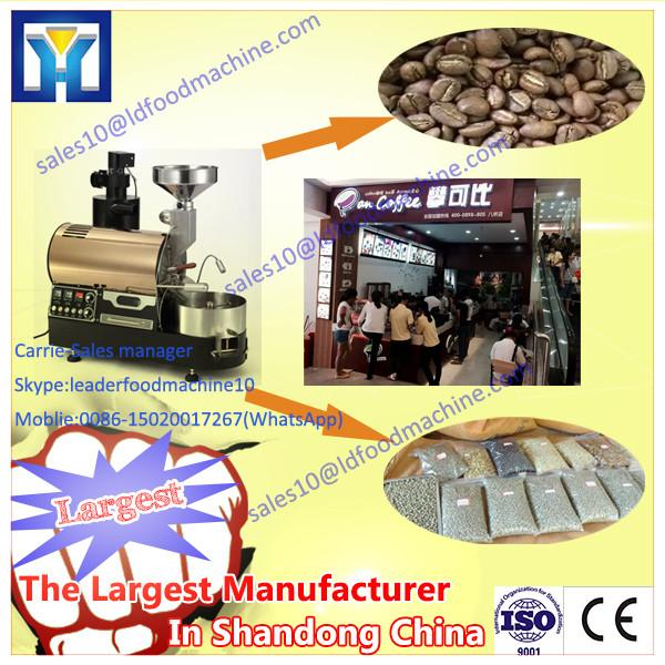 Energy   Saving  20kg  Coffee  Roasting  Equipment Commercial Coffee Roaster Stainless #1 image