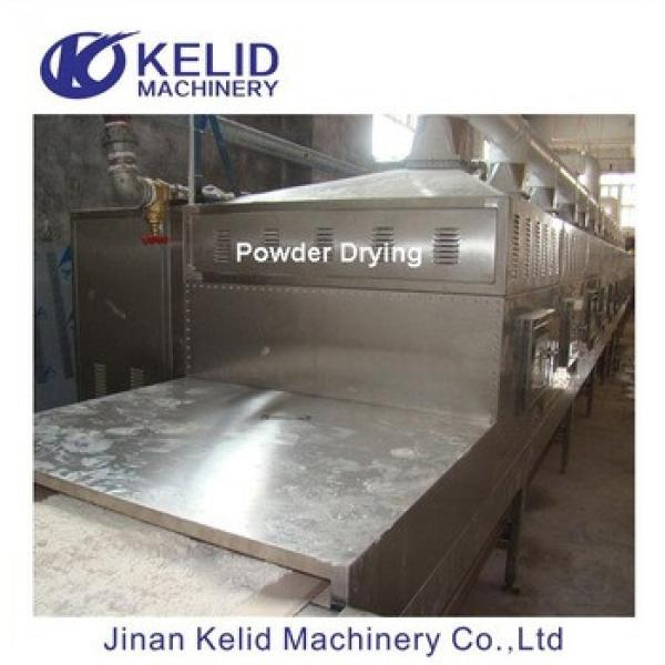 2017 hot sale China stainless steel Continuous stainless steel tunnel muLDi-layer conveyor beLD dryer for vegetables and fruits #1 image