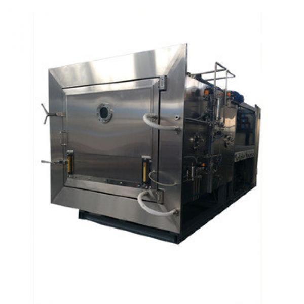 100 KG Capacity Square Shape Fresh Milk Freeze Dryer #5 image