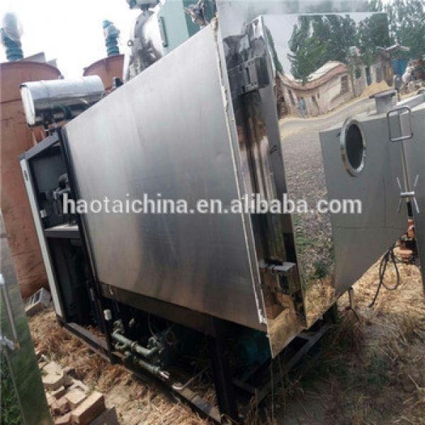 freeze drying machine /20kg production capacity vacuum freeze dryer #5 image