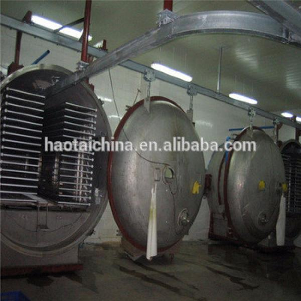 4m2 capacity food industrial freeze drying machine price #5 image