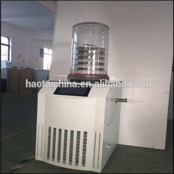 Small type Laboratory Lyophilizer Vacuum Freeze Dryer #5 image
